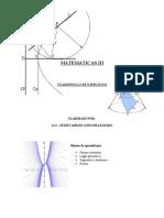 Ejercicio de Rectas Geometria Analitica