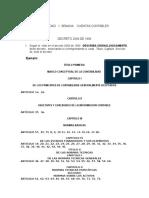 Taller Decreto 2649 y 2650 Cuentas Contables.