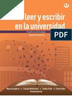 Como Leer y Escribir en La Universidad