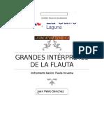 Grandes Interpretes Flautistas -Juan Pablo 06Sept