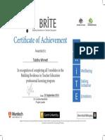 1 2 certificate