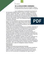 TEORIA DE LA RELACIONES HUMANAS.docx