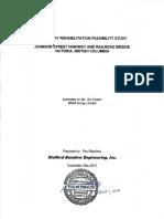 A4. Stafford Bandlow Machinery Rehabilitation Study