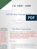 APUSH - Concept - 4.1.III - Harding