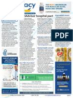 Pharmacy Daily for Fri 21 Oct 2016 - MedAdvisor hospital pact, WA pharmacist charged, PPA slams CWH, Events Calendar and much more