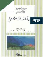 Antología Poética de Gabriel Celaya