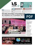 Mijas Semanal nº708 Del 21 al 27 de octubre de 2016