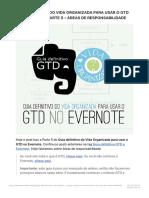 Guia definitivo do Vida Organizada para usar o GTD no Evernote – Parte 5 – Áreas
