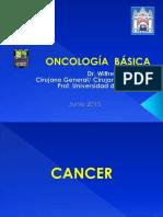 15. Oncología Básica
