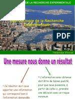 Méthodologie de Recherche 2014