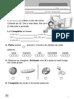 Ficha Portugues