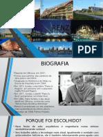 Renzo Piano - Hilaziane e Marina
