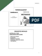 3.2.- METRADOS