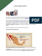 Las Enfermedades Más Comunes en México