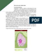 Eología y Geomorfología Del Territorio