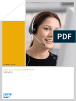 SAP Business ByDesign - Service