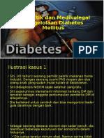 Issue Etik Dan Medikolegal Terapi Diabetes (Dr.zaenuri S,SpKF,MSi.med)