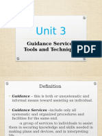 Unit 3 Guidance
