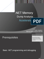 Accelerated NET Memory Dump Analysis Public