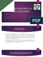 Teoría Neoclásica y Estructuralista2 (1)