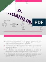 Exp QOII P-nitroanilina