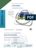 Plan de Área de Ciencias Sociales Ciclo 3