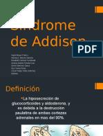 Síndrome de Addison