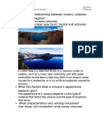 types of volcanoes guided notes  1