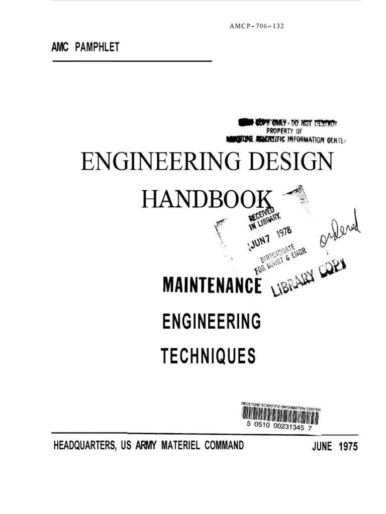 maintenance hanbook pdf reliability engineering bearing mechanical rh scribd com