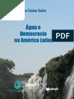 Água e Democracia Na América Latina (1)