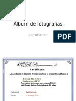 Álbum de fotografías.pptx