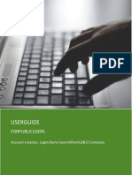 Crp User Guide