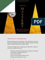 6 Keys to Mastery