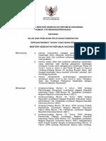 PMK No. 1787 ttg Iklan dan Publikasi Pelayanan Kesehatan.pdf