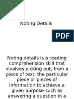 Noting Details.pptx