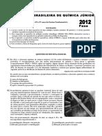 ProvaOBQ Junior2012Fase II.pdf