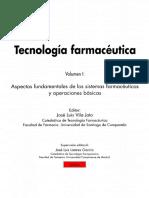 Tecnología Farmacéutica (Vila Jato)