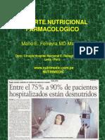 Soporte Nuticional Farmacológico