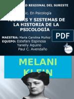Teorias Melanie Klein.pptx