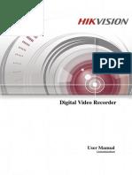 User Manual of TVI DVR