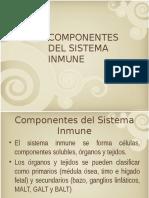 Componentes Del Sistema Inmune