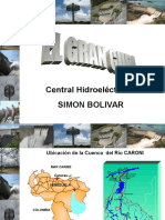 HIDROELECTRICA SIMON BOLIVAR