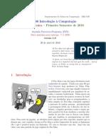 EP 2 - MAC 2166 - POLI USP 2016 - Python