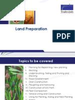 2. Land Preparation (1)