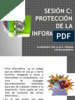 Proteccion de la Informacion