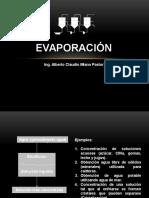 4 Evaporadores Simples