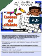 Coronas Del Alfabeto