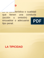 IV Clase Tipicidad (1 de Agosto) Modificado
