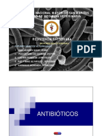 Resistenic Bacteriana - Clase Magistral