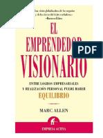 El Emprendedor Visionario